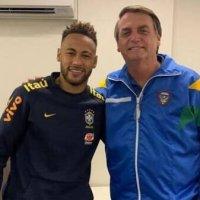 É do Neymar!